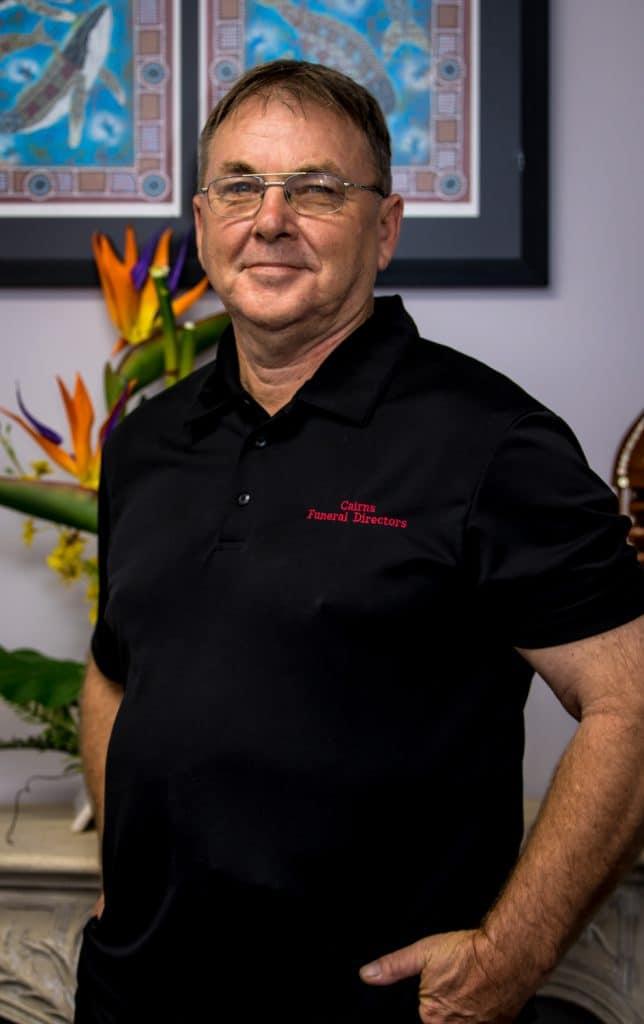 Dave - Cairns Funeral Directors