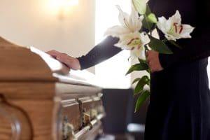 Coffin — Death Registration Services in Manunda, QLD